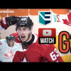 VIDEO: Výber Európy - Kanada (2. zápas) Highlights