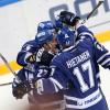 VIDEO: Zápas play-off KHL rozhodol gól od červenej čiary