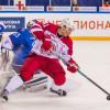 Play-off KHL s dvojicou debutantov