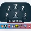 All Star tým 35. kola Tipsport extraligy