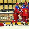 Česká reprezentace dřela a stahovala manko, přesto zvítězilo Rusko!