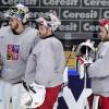 Souboj českých reprezentačních brankářů v KHL! Kdo vyhrál?