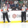 Liga mistrů: 10 rozhodčích na hokeji? Ve Znojmě skutečnost