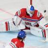 Francouz byl v KHL vyhlášen nejlepším brankářem měsíce