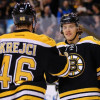 Jak spolu v soukromí vycházejí dvě české hvězdy hrající za slavný Boston Bruins?