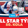 All Star tým 50. kola Tipsport extraligy