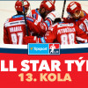 All Star tým 13. kola Tipsport extraligy