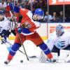 Hanzal je v NHL mimo hru kvůli podkolenní šlaše
