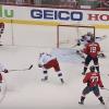 VIDEO: Ovechkin padl na kolena! Brankář Columbusu mu chytil jistý gól