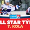 All Star tým 7. kola Tipsport extraligy