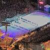 Rekord z Prahy překonán! V KHL se hrálo pod širým nebem