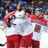 České trio řádilo v ruské nadnárodní KHL!