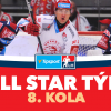 All Star tým 8. kola Tipsport extraligy