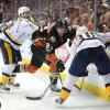 Nashville vyhrál v Anaheimu a od finále NHL ho dělí jedna výhra + VIDEO