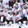 Kanada díky Marchandově trefě v oslabení ovládla Světový pohár