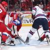 MS U20: Sestřih semifinále USA vs. Rusko + VIDEO
