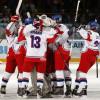 Hokejová osmnáctka zdolala Švýcary a narazí na Švédy, nebo Rusy