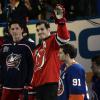 Krása hokeje! Fanoušci při All Star Game dojali nemocného hokejistu