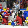 MS U20: O bronzové medaile si to rozdalo Rusko se Švédskem a byl to tuhý boj!